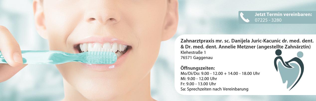 Zahnarztpraxis Juric Gaggenau