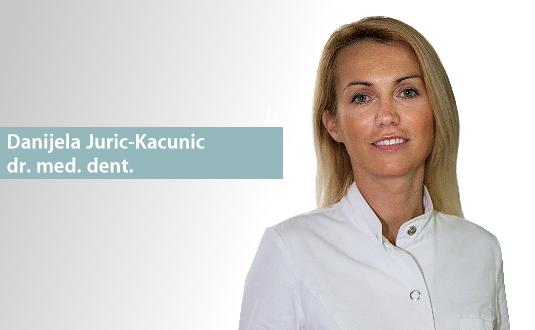 Danijela Juric-Kacunic dr. med. dent.