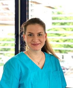 Anna Kanici - Zahnmedizinische Fachangestellte