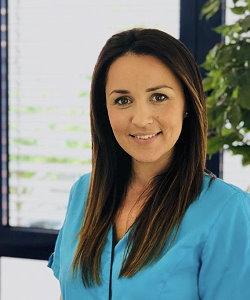 Ines Marinkovic - Zahnmedizinische Fachangestellte
