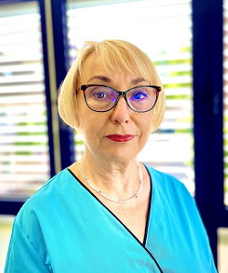 Barbara Komainda - Zahnmedizinische Fachangestellte