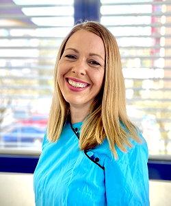 Melanie Kastner - Zahnmedizinische Fachangestellte